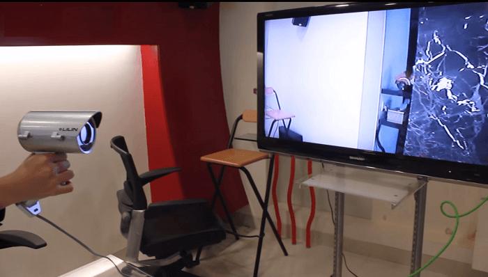 Hướng dẫn kết nối Camera quan sát với Tivi