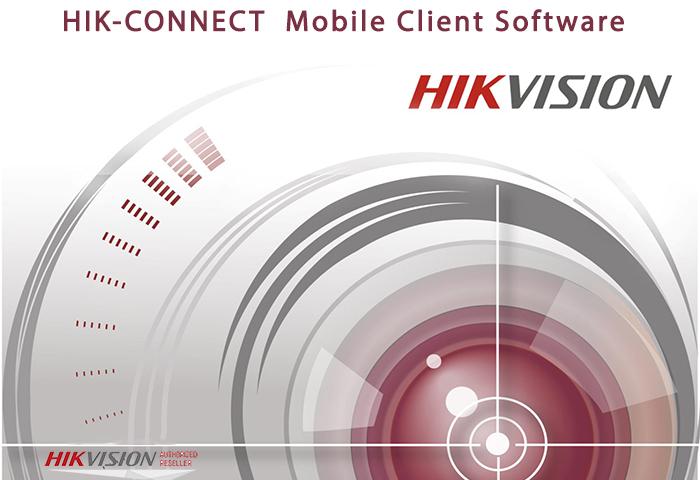 Hikvision Hik Connect Mobile Client Software Cloud Connect