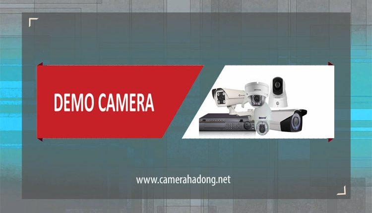 demo camera