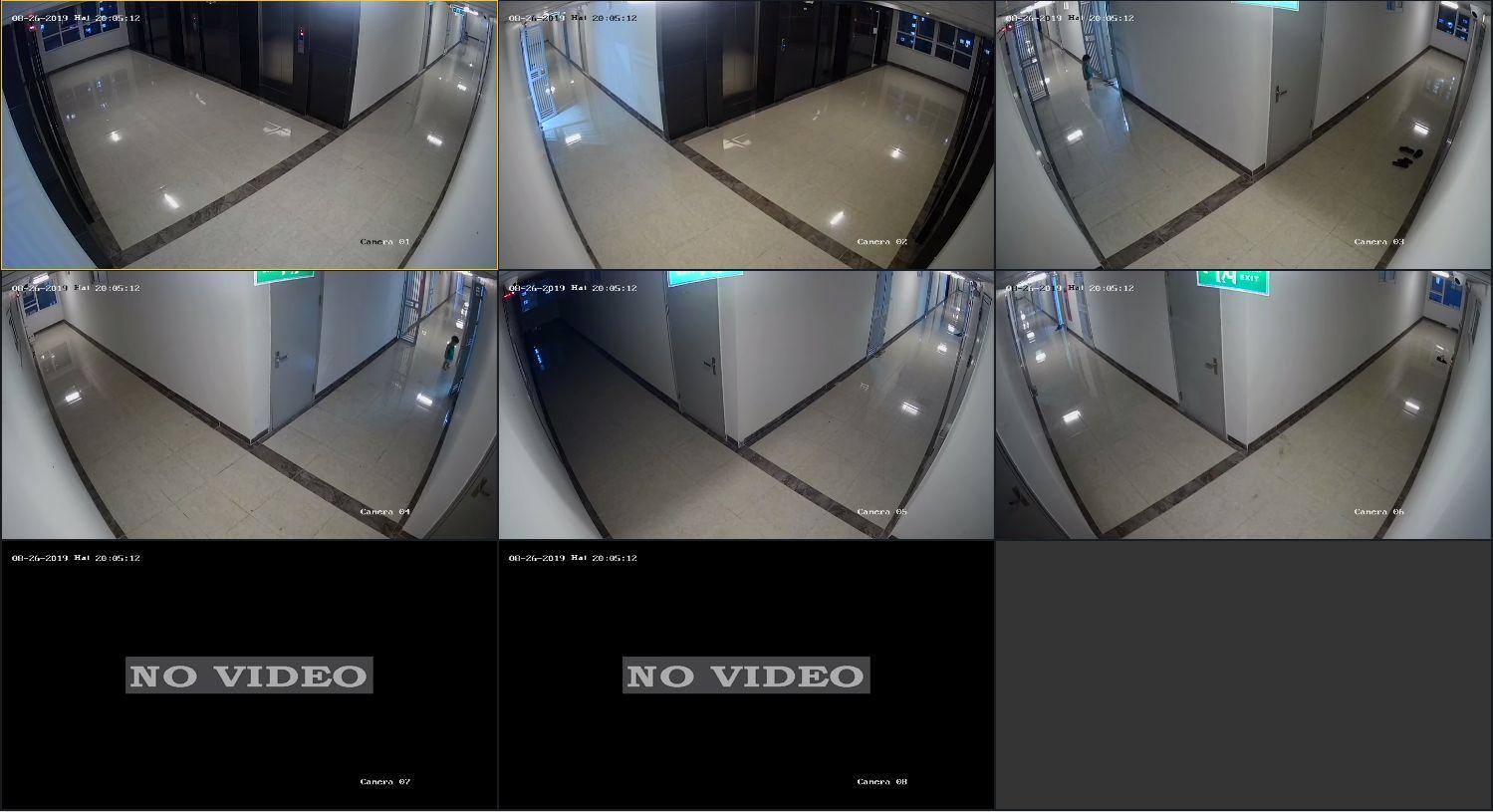 6 camera