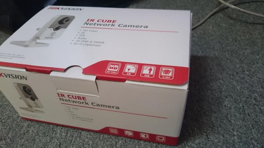 cấu hình camera IP Hikvision