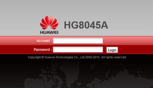 mở Port Modem Huawei