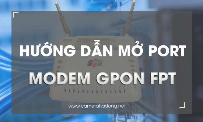 mo port modem gpon fpt